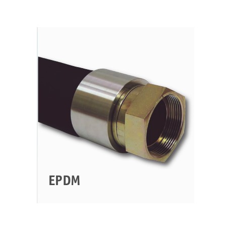 Tuyau elastomère chimie EPDM